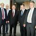 Achim Barchmann beim Gespräch mit Mitgliedern des EU-Ausschusses der Assemblée Nationale