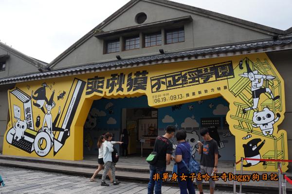 松山文創園區2015鋼彈模型博覽會35週年紀念活動07