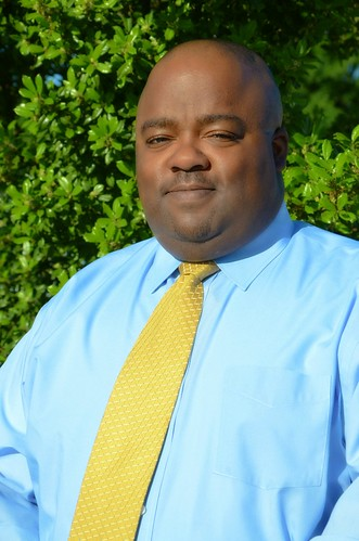 Dr. Antoine Alston, professor and associate dean for academic studies in North Carolina A&T State University's School of Agriculture and Environmental Sciences