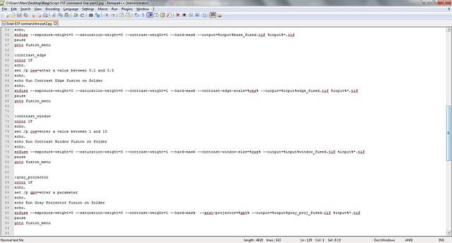 Script-ESF-command-line-part2