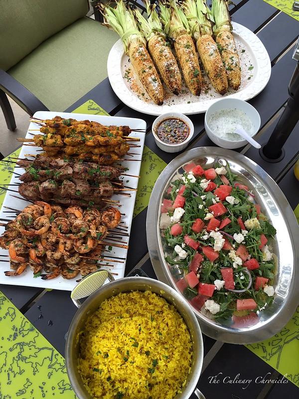 June 2015 Family Dinner