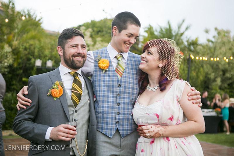 Falcon ring bearer wedding on @offbeatbride