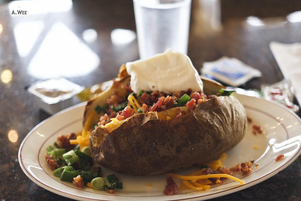 Idaho Baked Potato
