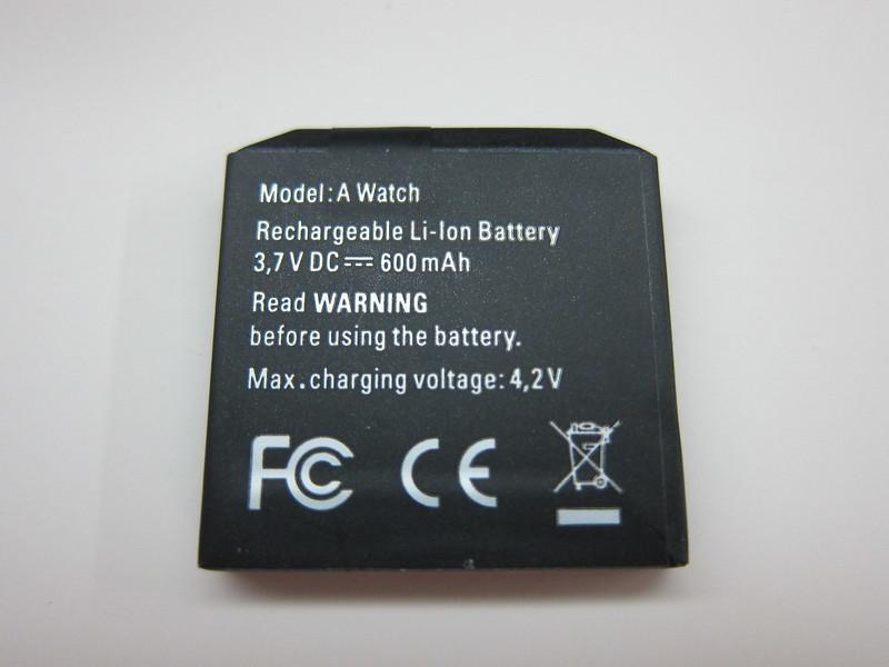 iMacwear M7 - Battery