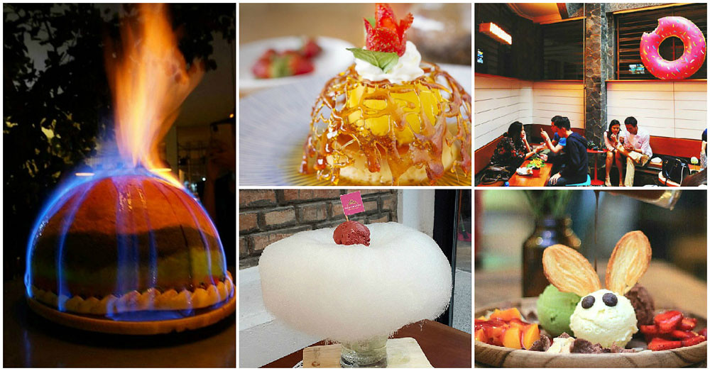 12 Places In Bandung With Dessert Too Pretty To Be Eaten