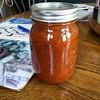 Roasted Ontario Peach BBQ Sauce!