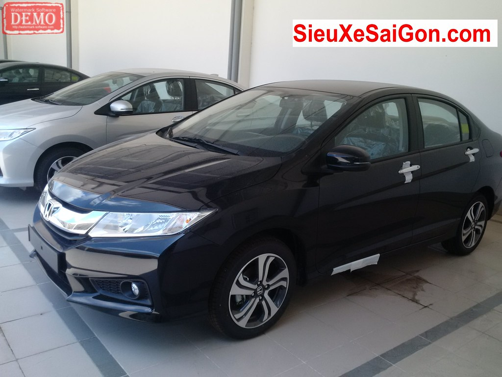 honda city mau den so san