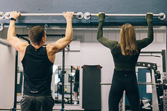 Crossfit Bootcamp Fitness Models