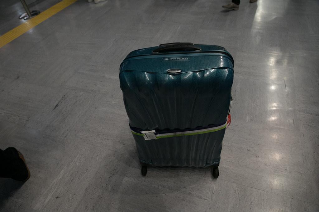 アールワイレンタル スーツケースレンタル モニター
