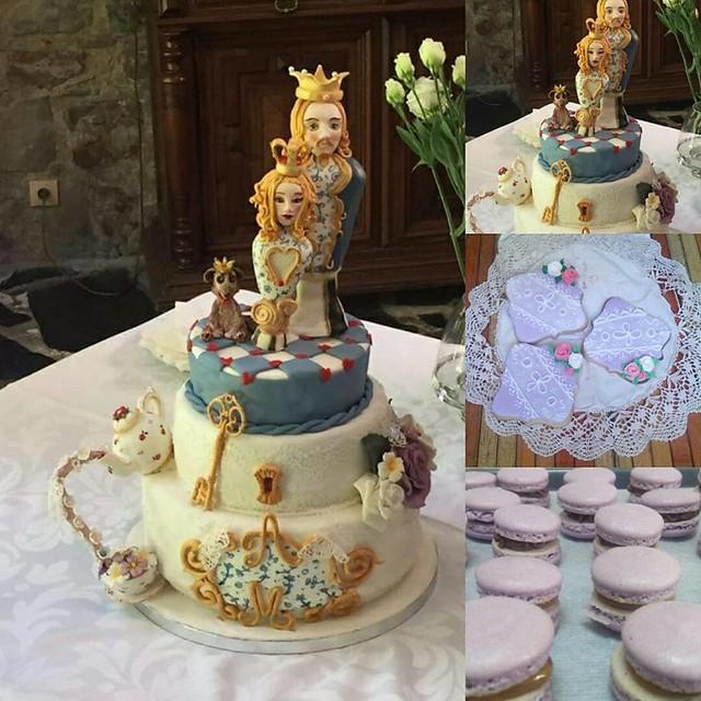 Cake by Maite Hernandez San Pedro