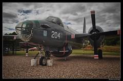 Lockheed P2 Neptune_RAF Museum Cosford_England