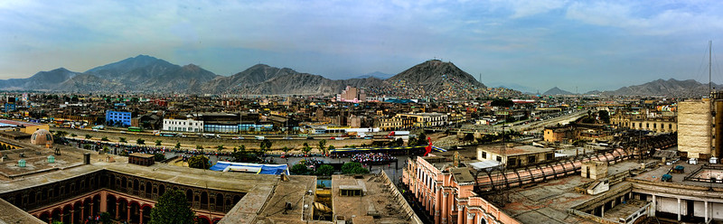 Panorama de Lima