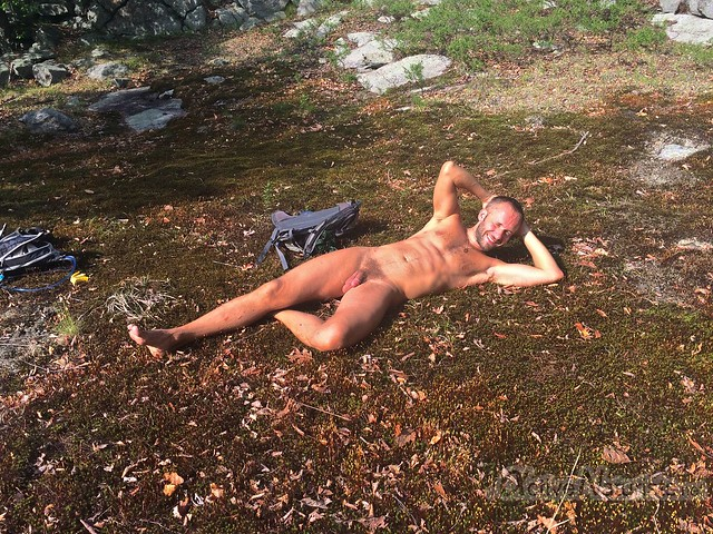 naturist 0071 Harriman State Park, New York, USA