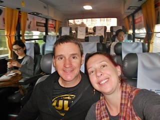 Riding The Limo Bus in Seoul