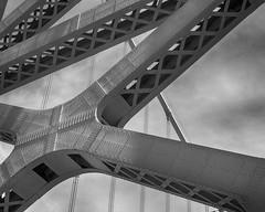 A Walk Across the Benjamin Franklin Bridge