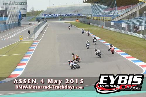 BMW Motorrad Track Days with Troy Corser, organised by EYBIS - ASSEN 2015 - 063