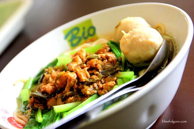 Mie Ayam Bakso Bali