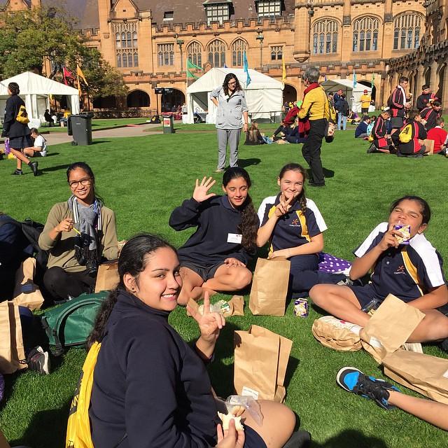 Year 7 & 8 Aboriginal & Torres Strait Islander 'Explore Uni' Day