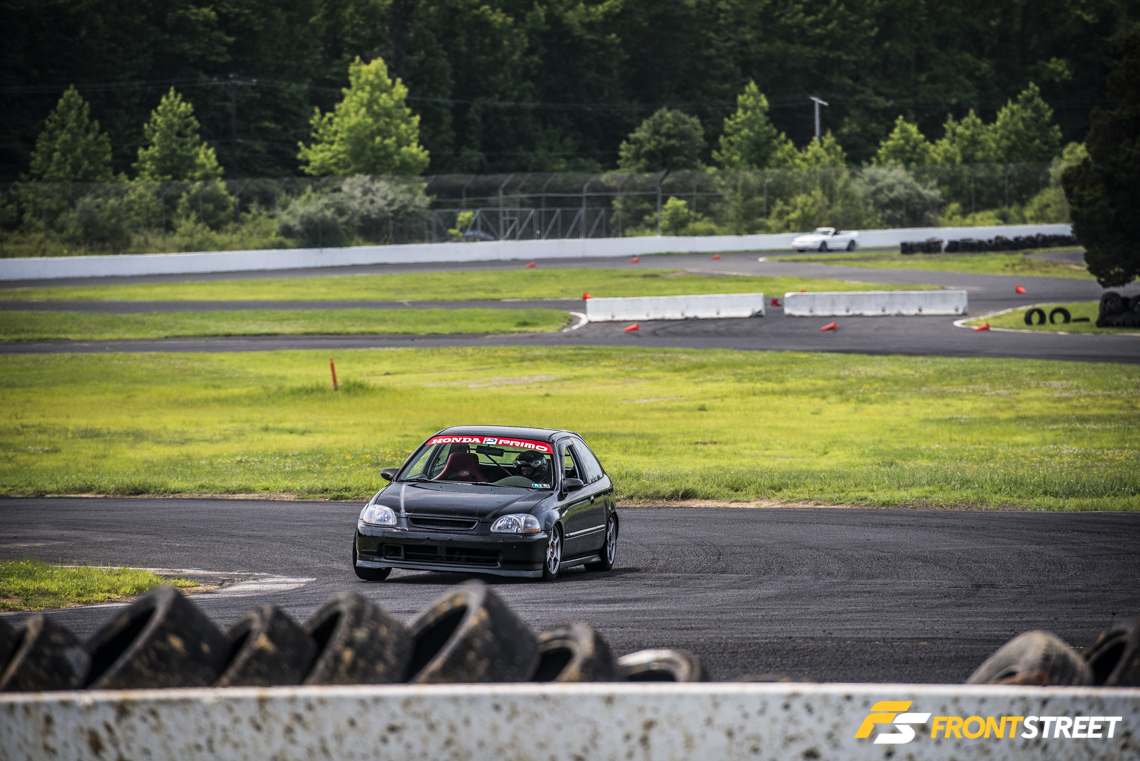 Englishtown Open Track Day