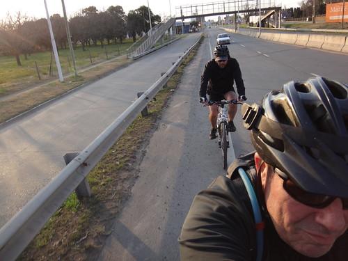 Ciclismo - 92,39 km - Salida Timbues - La Ribera - Andino - Aldao (86)