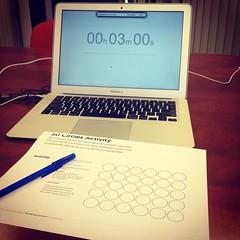 Ready, Set, Go!  #creativegenius