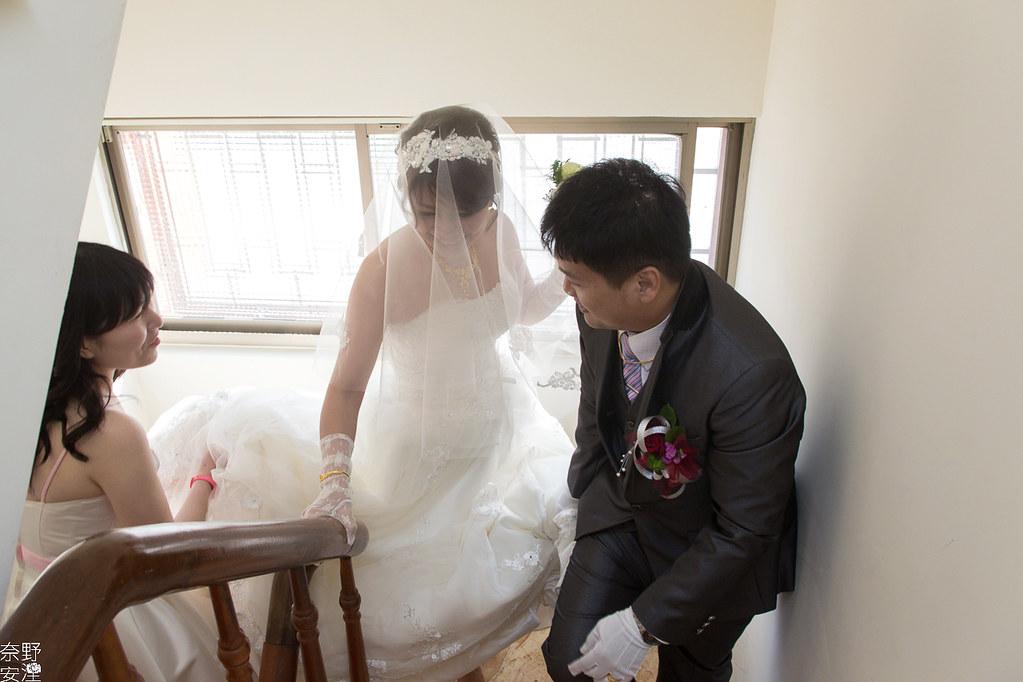 台南婚攝-炳男&慧玲-迎娶儀式 (68)