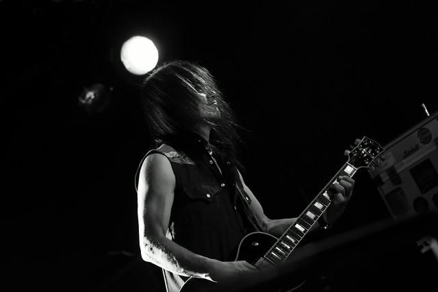 Tangerine live at Outbreak, Tokyo, 23 Jul 2015. 211