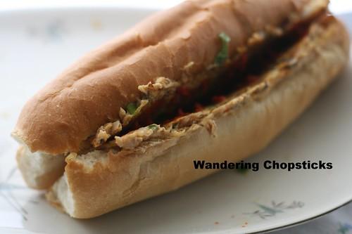 Singaporean Roti John with Sardines 9