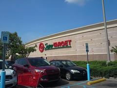 Cordova Target exterior