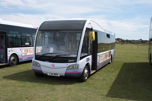 First Hampshire and Dorset 53608 YJ14BKN