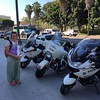 "Mi dispiace per i fan dei ""Chips"", ma oggi la polizia di Los Angeles usa BMW. by markoer73"