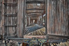 Train Car Jamestown CA by Steve Siri
