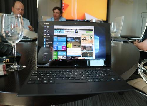 Windows 10 upgrade planšetėms ir mobiliems įrenginiams