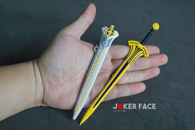 Kiếm Excalibur prototype 18cm (Archetype Saber) - Fate/Prototype