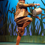 A Year With Frog and Toad - Arvada Center 2017 - Matt LaFontaine (Toad) M. Gale Photography 2017