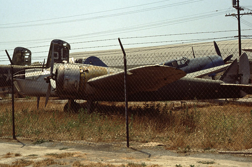 Bristol Bolingbroke at the Planes of Fame Museum, 1980