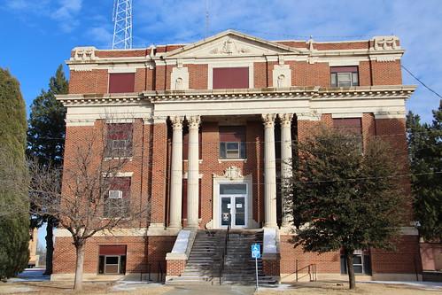 Hall County Courthouse (Memphis, Texas)