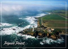 USA-Pigeon Point Lighthouse-Pescadero-California