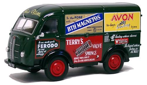 45 Oxford Austin K8