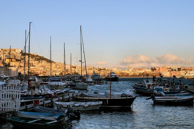 Napoli - porto