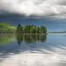 summer storm, Gatineau Park by Jon j Stuart