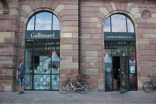 Librairie Gallimard Strasbourg (Place Kléber)