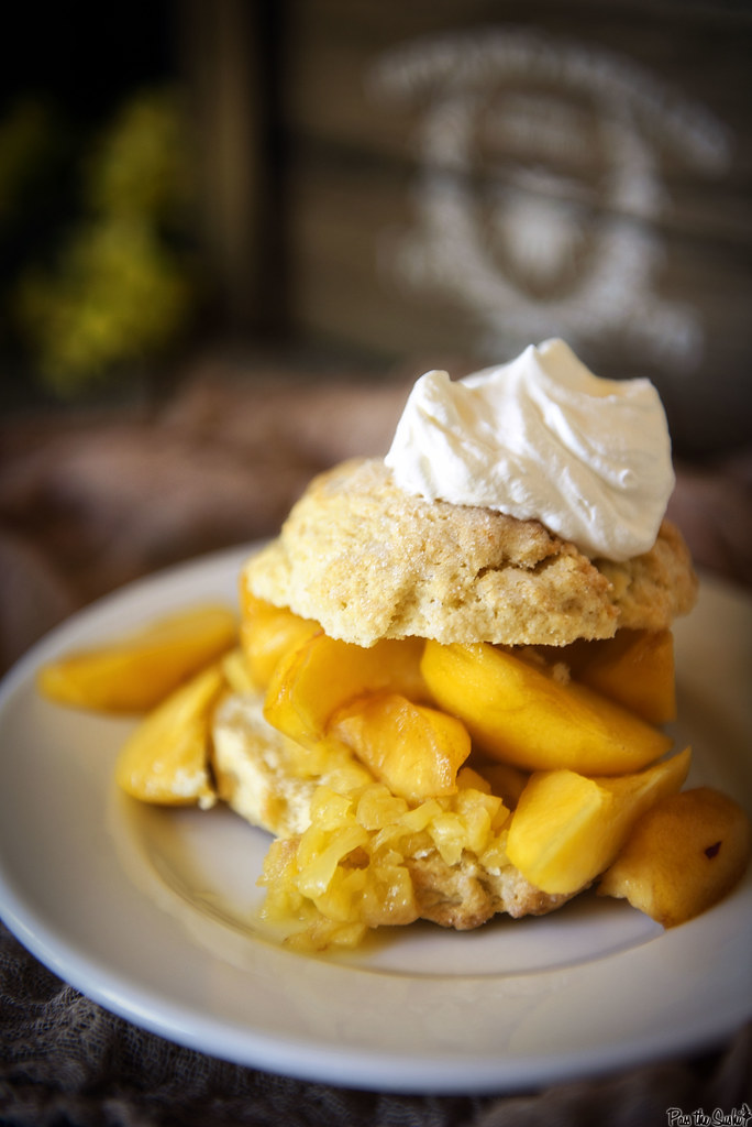 Peach Shortcakes