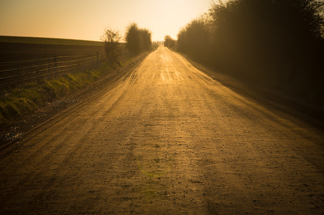 Long Dusty Road
