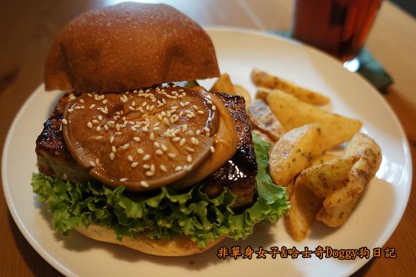 台中草悟道餐廳推薦for Farm Burger田樂漢堡01