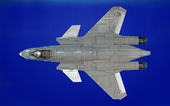 F-52 Peragrine Above View