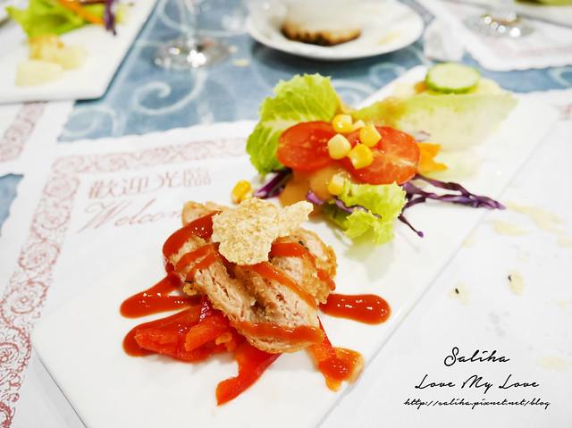 公館新卡莎素食西餐廳 (4)