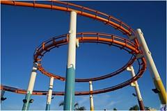 Santa Monica Pier, Roller Coaster