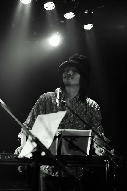 ファズの魔法使い live at 獅子王, Tokyo, 10 Jul 2015. 248