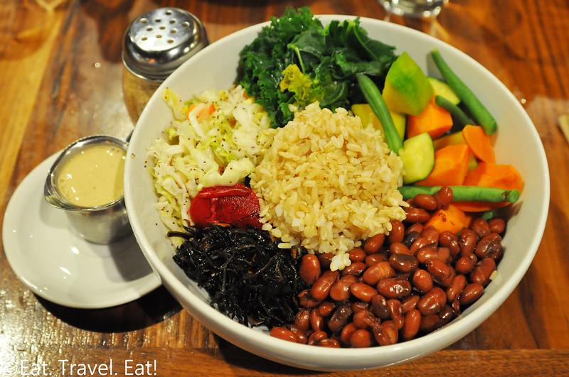 Real Food Daily- Pasadena, CA: Real Food Meal